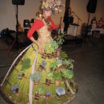 Mobile Garden Dress by Nicole Dextras