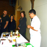 Plating & Presentation workshop with Chef Quang Dang, West Restaurant