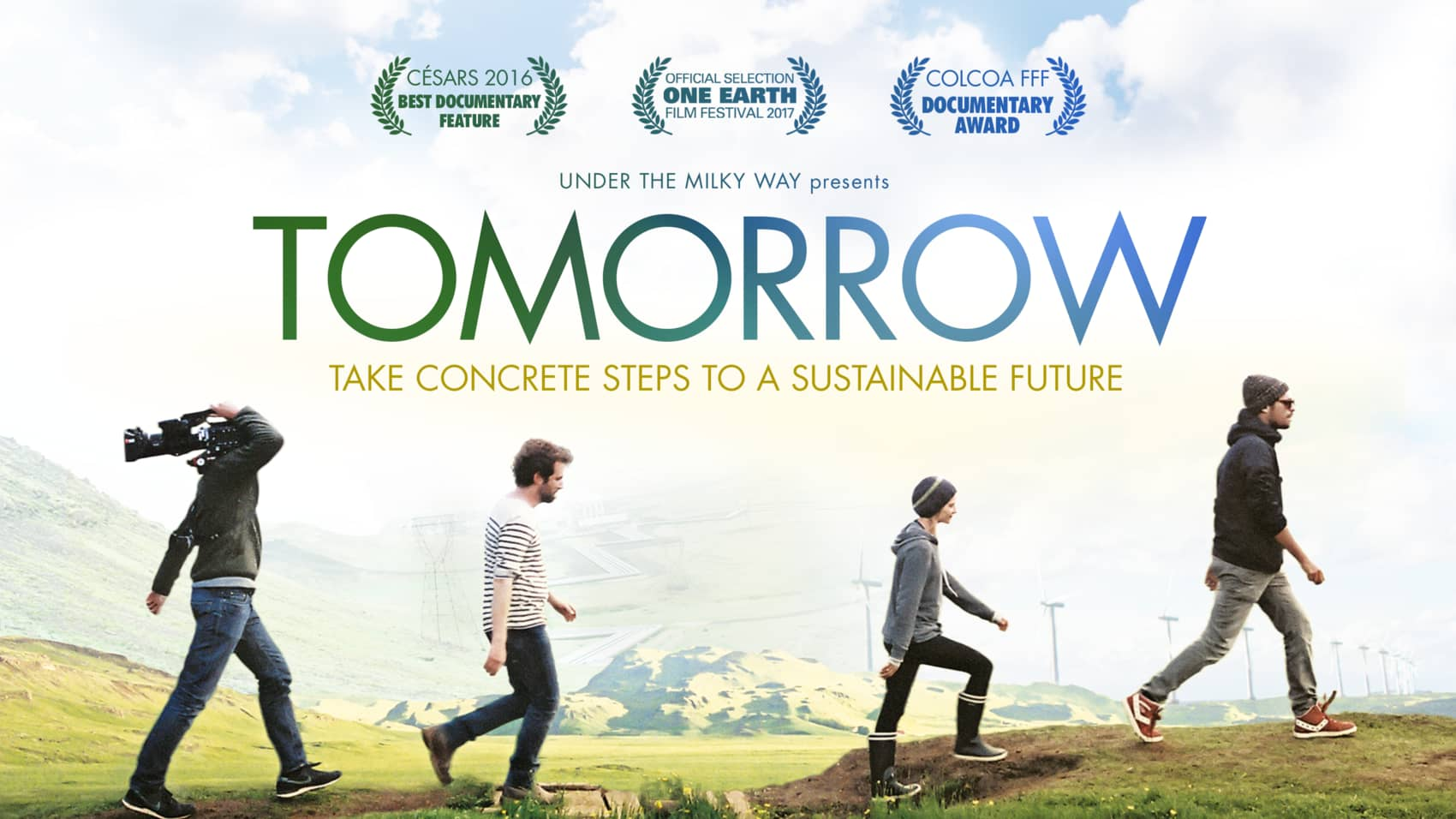 """Tomorrow"" at the Collingwood Neighbourhood House"